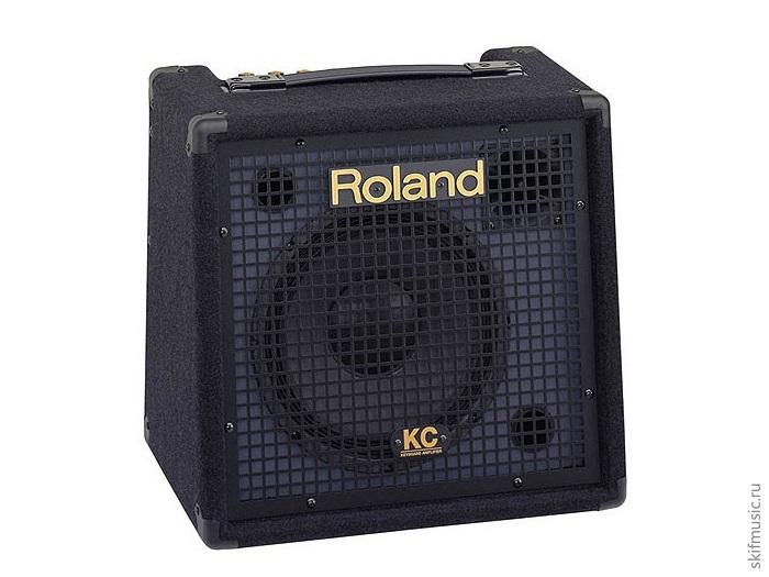 Комбоусилитель для клавишных Roland KC-60: фото